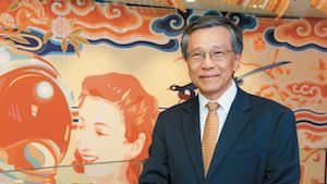 Genting chairman striving to save Hong Kong firm
