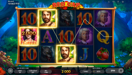 Red Cap – A positive twist to a classic fairy tale