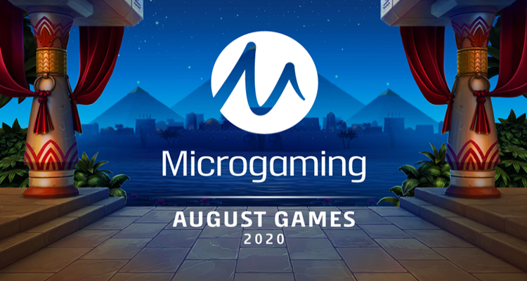 Microgaming introduces action-packed August slots lineup and exclusive digital tournaments