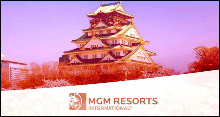Minority stake for MGM Resorts International in planned Osaka casino project