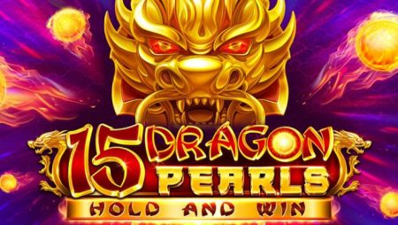 Booongo reveals new 15 Dragon Pearls online slot game: Special Release Tournament through Sept. 4