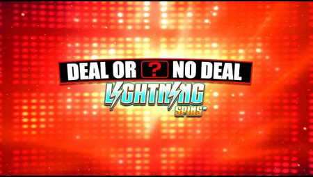Blueprint Gaming Limited rolls out Deal or No Deal Lightning Spins video slot