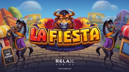 Relax Gaming combines four new extra spin festivals in its online slot release La Fiesta