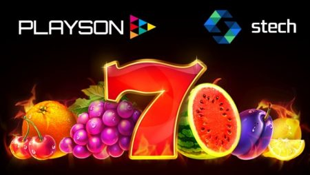 Playson boosts UK presence via new content deal with STech for its new SpaceCasino brand
