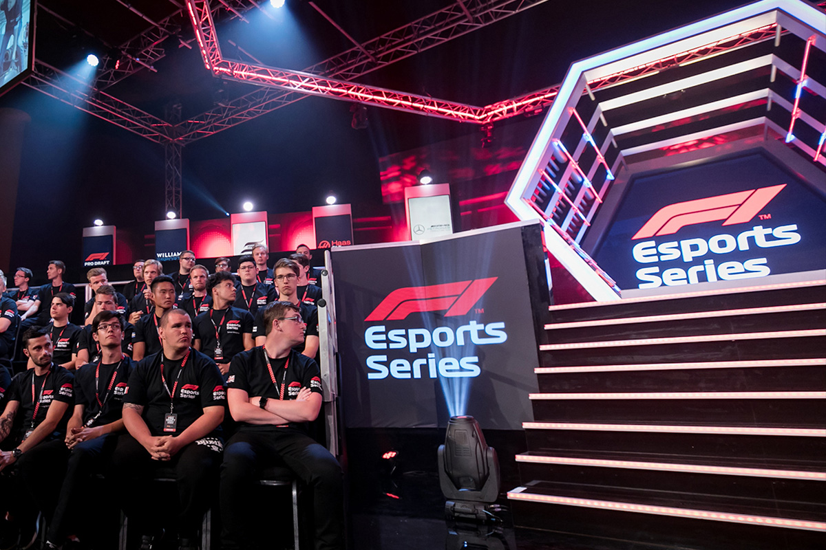 A Guide to 2020 F1 Esports Pro Draft Reveal Show