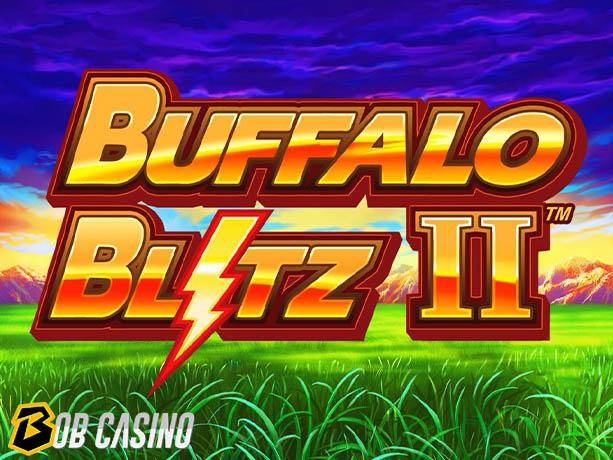 Buffalo Blitz II Slot Review (Playtech)