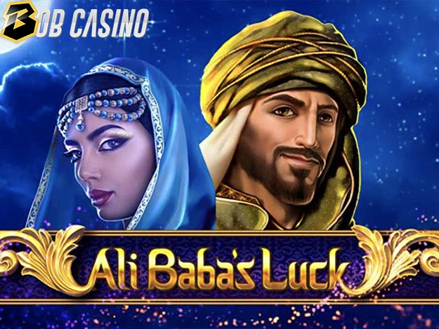 Ali Baba's Luck Slot Review (Red Tiger)