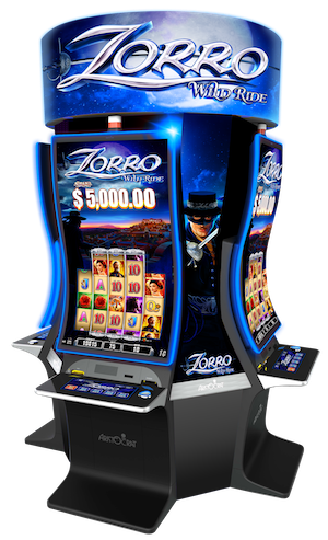 New Class III slot from Aristocrat