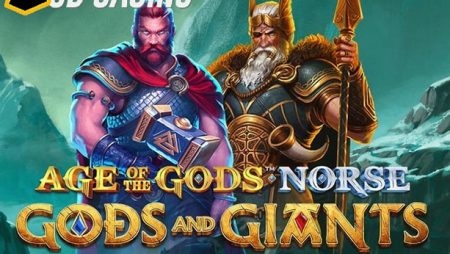 Age of the Gods™ Norse — Gods and Giants Review (Playtech Origins)