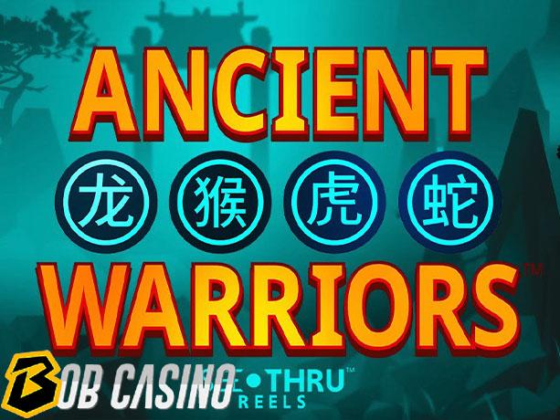 Ancient Warriors Slot Review (Quickfire)