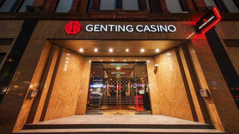 England Casinos Reopen