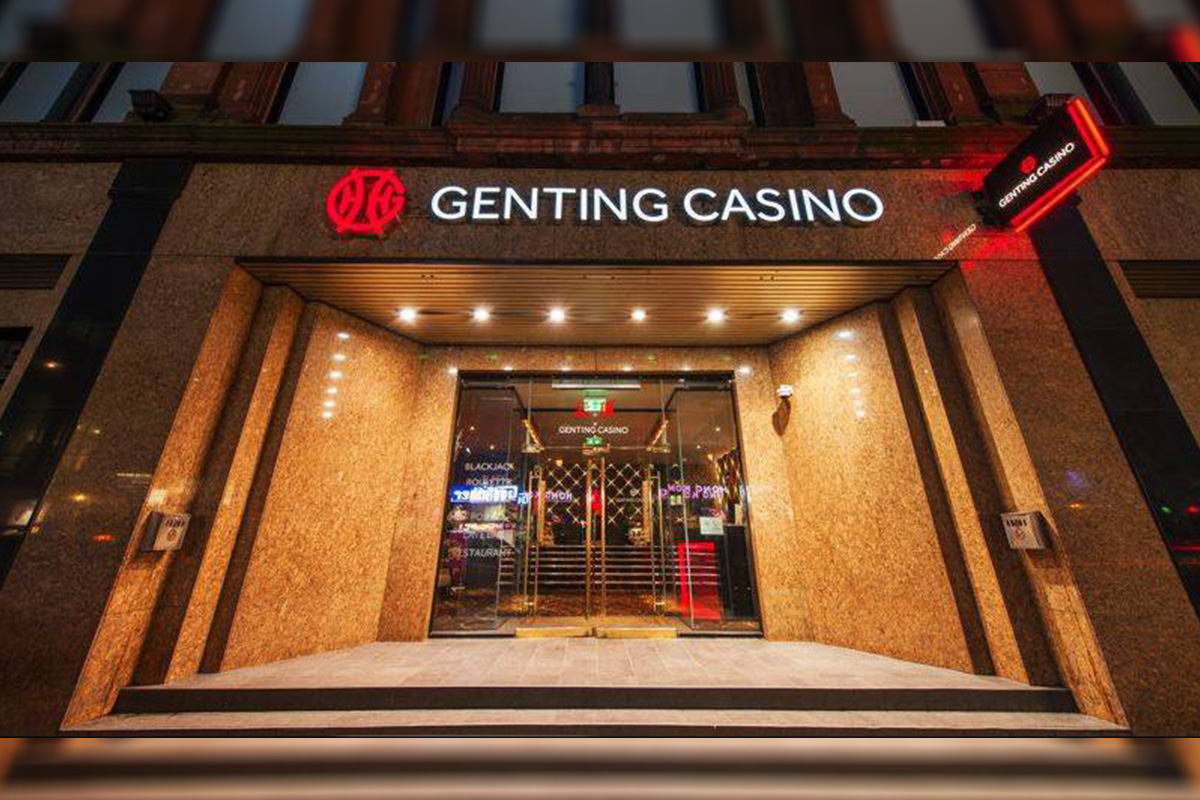 England Casinos Reopen