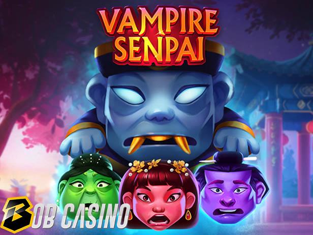 Vampire Senpai Slot Review (Quickspin)