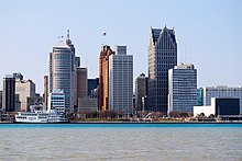 Detroit casinos' revenue falls 65 per cent