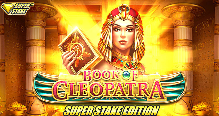Stakelogic relaunches Book of Cleopatra with Super Stake feature