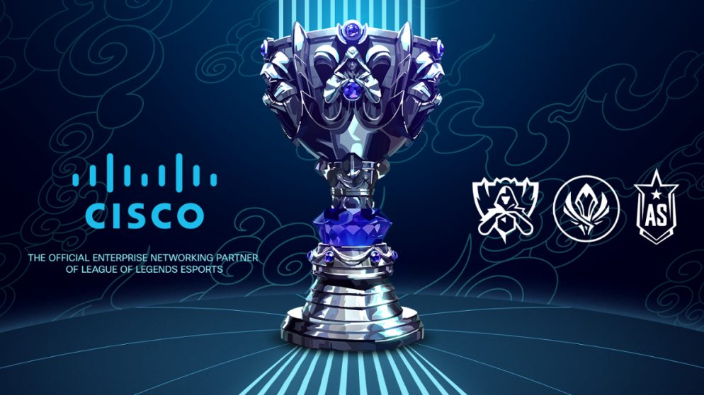 Riot Games Partners With Cisco