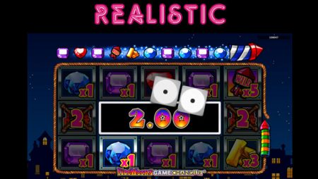 Realistic Games explosive new slot Fireworks Game Changer features 2.5 billion unique board game layouts!