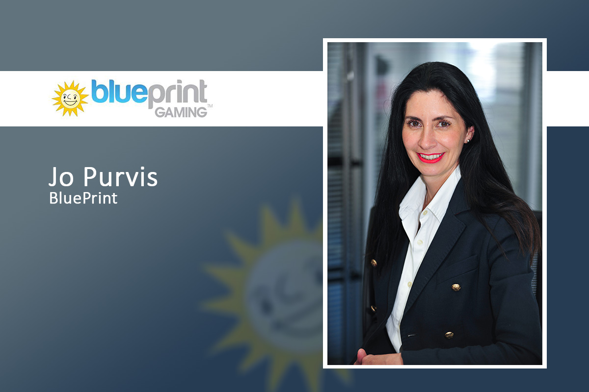 Exclusive Q&A with Blueprint Gaming's Jo Purvis on ted™ Megaways™
