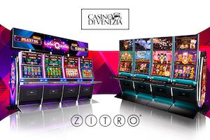 Zitro slots into Venetian casino