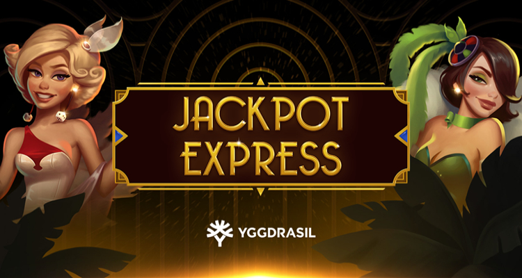 Yggdrasil adds new jackpot-stacked adventure slot Jackpot Express to its popular Jackpot games portfolio