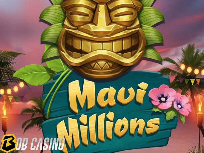 Maui Millions Slot Review (Relax)