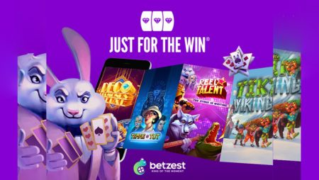 Betzest increases offering courtesy of new Just For The Win content deal