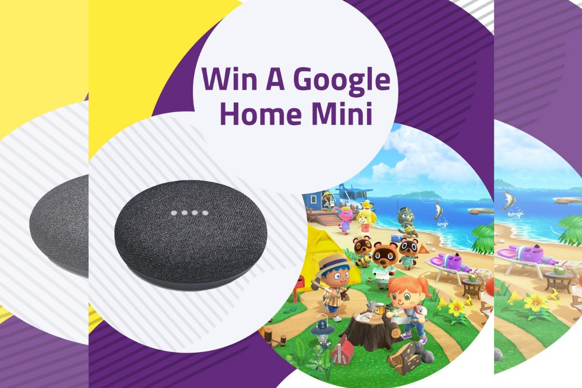 Is your island the best in show? Win a Google Mini with e2save's Animal Crossing competition