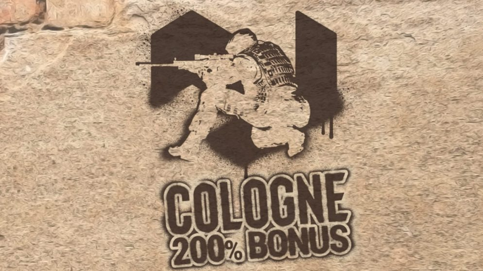 Luckbox launches biggest-ever bonus for ESL One Cologne