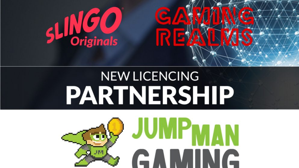 Jumpman Gaming Integrates Slingo Originals Content