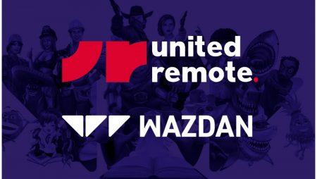 United Remote weave warm Wazdan welcome