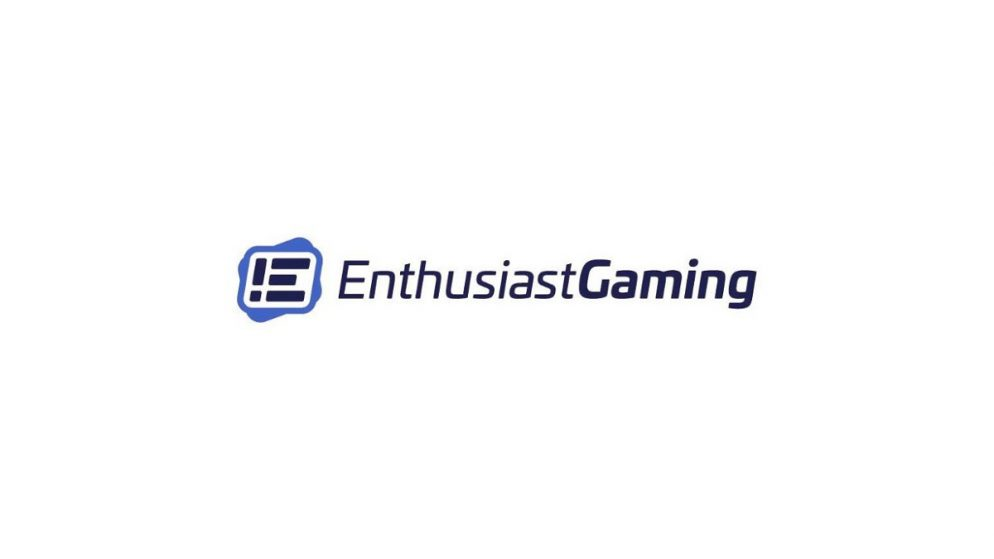 Enthusiast Gaming Announces Q2 2020 Financial Results