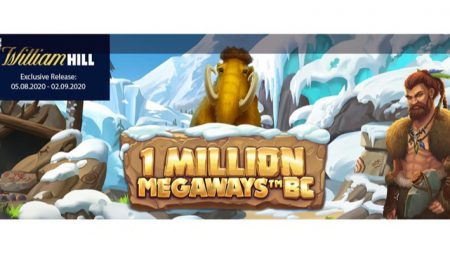Iron Dog Studio pre-releases new 1 Million Megaways BC via William Hill