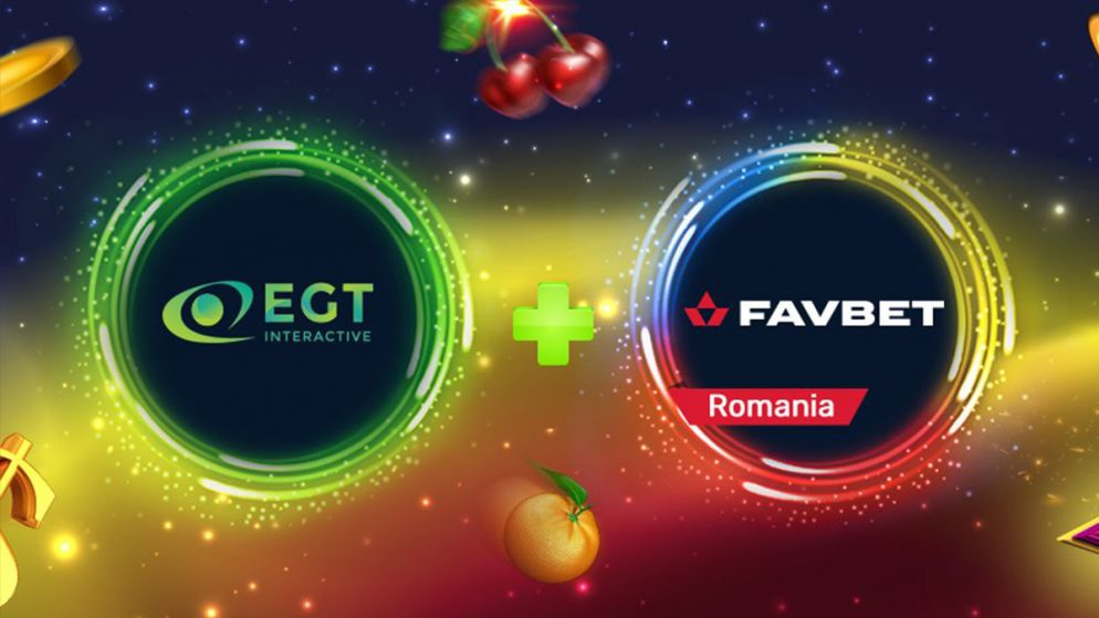 EGT Interactive Signs Deal with FavBet Romania