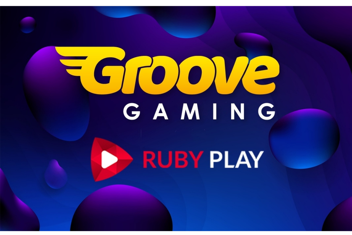 GrooveGaming gets a gem of a deal with RubyPlay