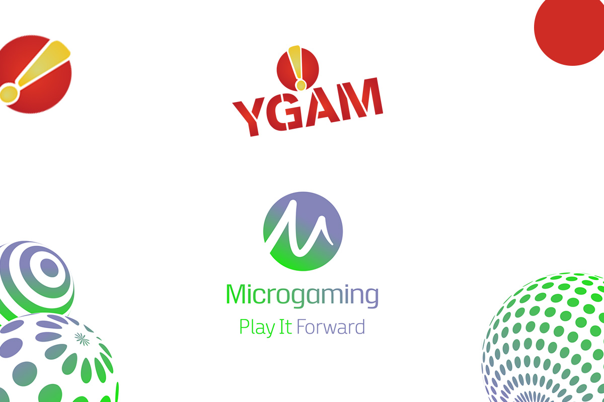 Microgaming supports YGAM in its vision to prevent gambling-related harm