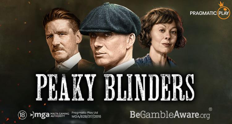 Pragmatic Play releases first branded slot Peaky Blinders via Endemol Shine partnership