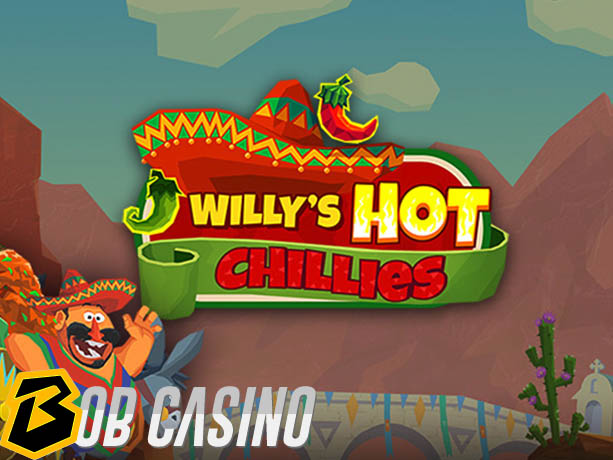 Willy's Hot Chillies Slot Review (NetEnt)