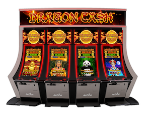 Dragon Cash slot makes casino premiere