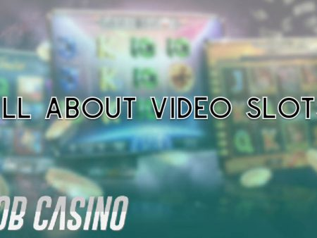 All About Video Slots: History, Variations, Myths, and Tips