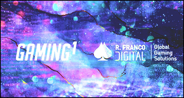 R Franco Digital joins forces with Gaming1 for global expansion
