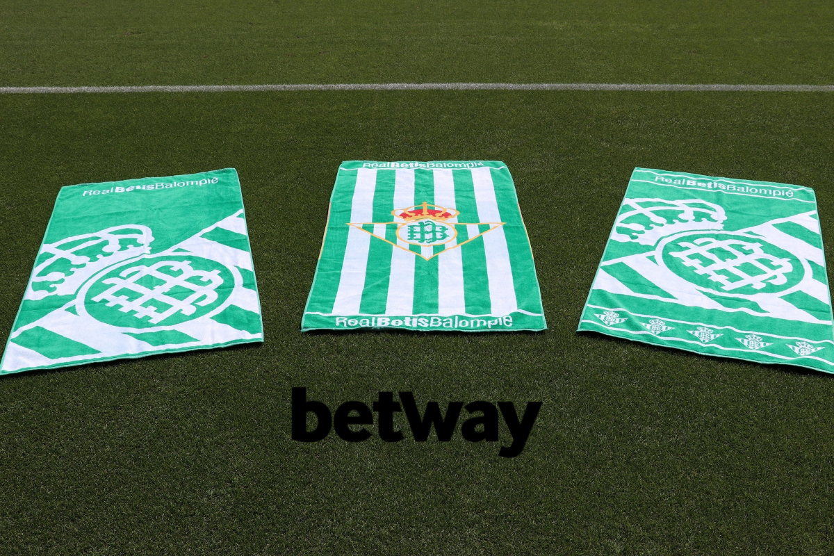 Betway increase La Liga presence with Real Betis shirt sponsorship