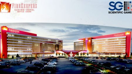 Scientific Games launches Michigan sportsbook via FireKeepers Casino