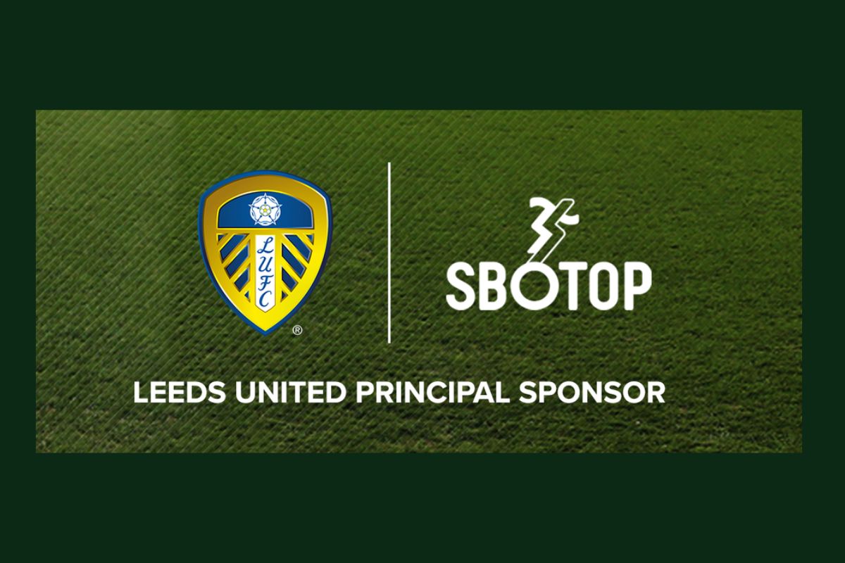 SBOTOP Becomes Principal Sponsor of Leed United