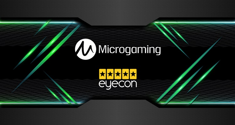 Microgaming agrees mutually beneficial partnership with Eyecon