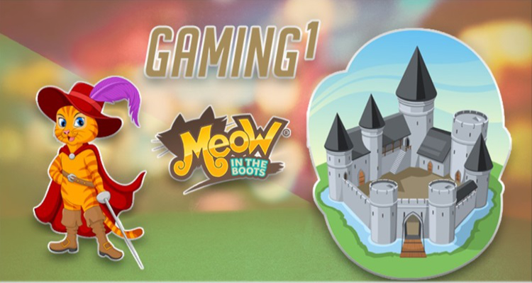 Gaming1 launches purrrrific new online slot Meow in the Boots