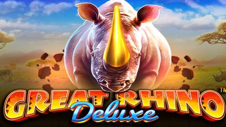 Pragmatic Play continues Safari saga with new slot Great Rhino Deluxe: extends Latin America footprint with Universal Race content deal