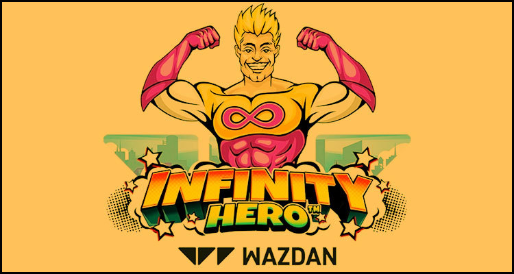 Wazdan gets creative with new Infinity Hero video slot