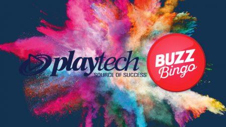 Buzz Bingo launches new slot tournaments solution courtesy of Playtech partnership
