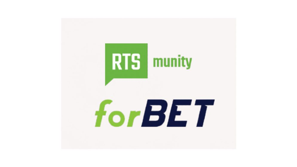 RTSmunity strengthen their position on the european market with forBET partnership