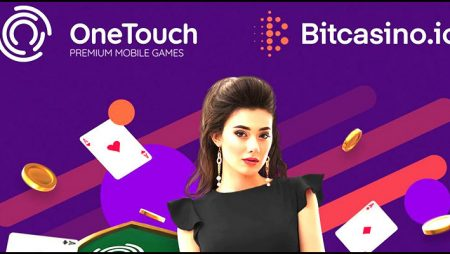 OneTouch Technology Limited inks Bitcasino.io integration agreement